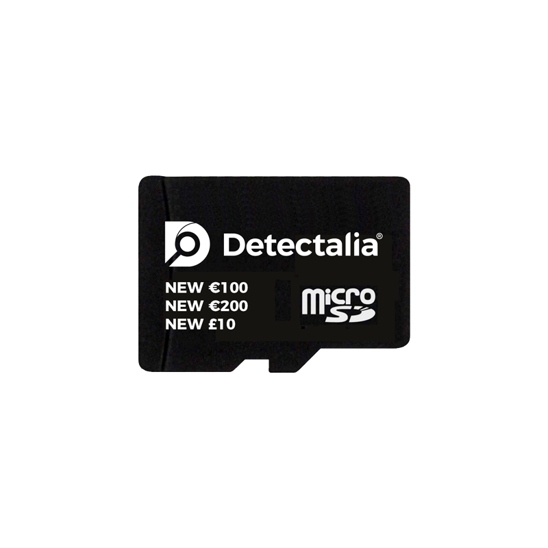Detectalia update card