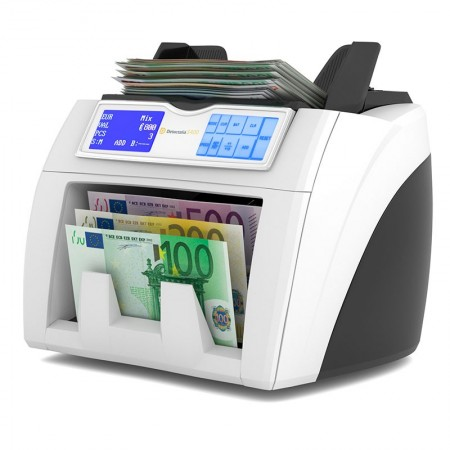 Banknote value counter