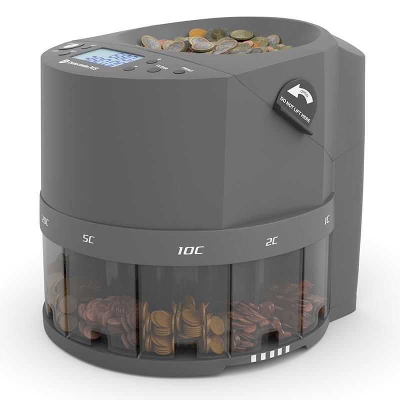 Compteur trieur de pièces