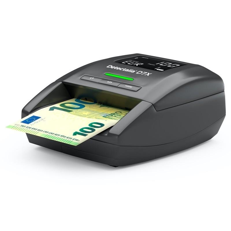 Rilevatore di banconote false D7X