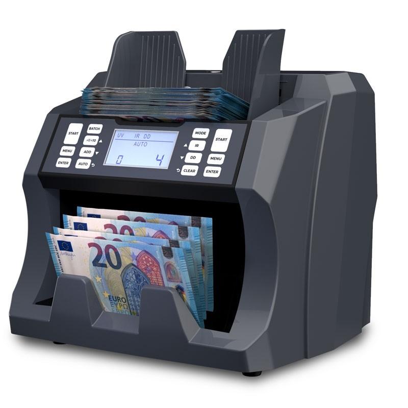 Compteuse de billets convient pour toutes les devises