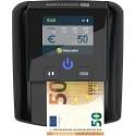 Detectora de billetes falsos