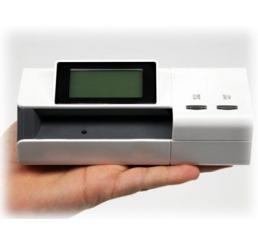 El detector de billetes falsos más pequeño del mercado