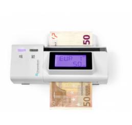 Nuestra 4ª generación en detectores de billetes falsos