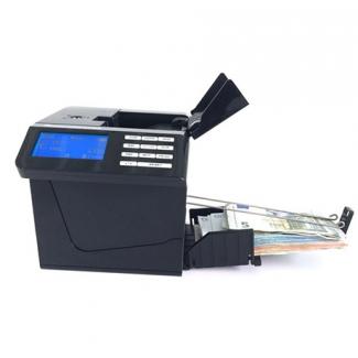Valoradora de billetes con detección 100%